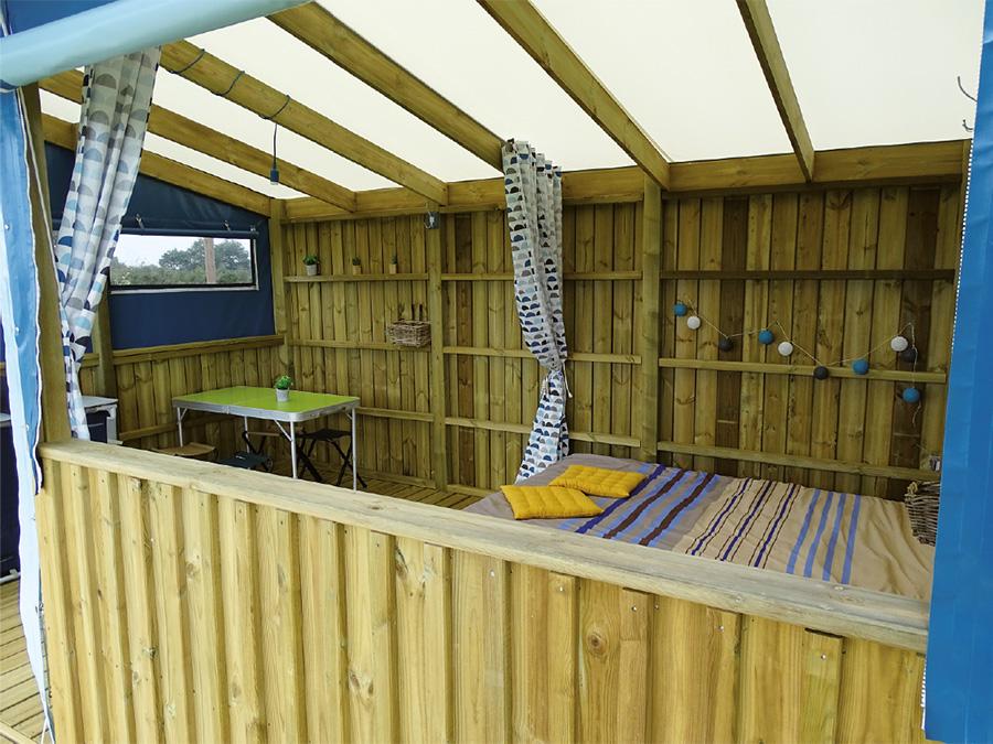 Exemple d'aménagement intérieur d'un carrélys