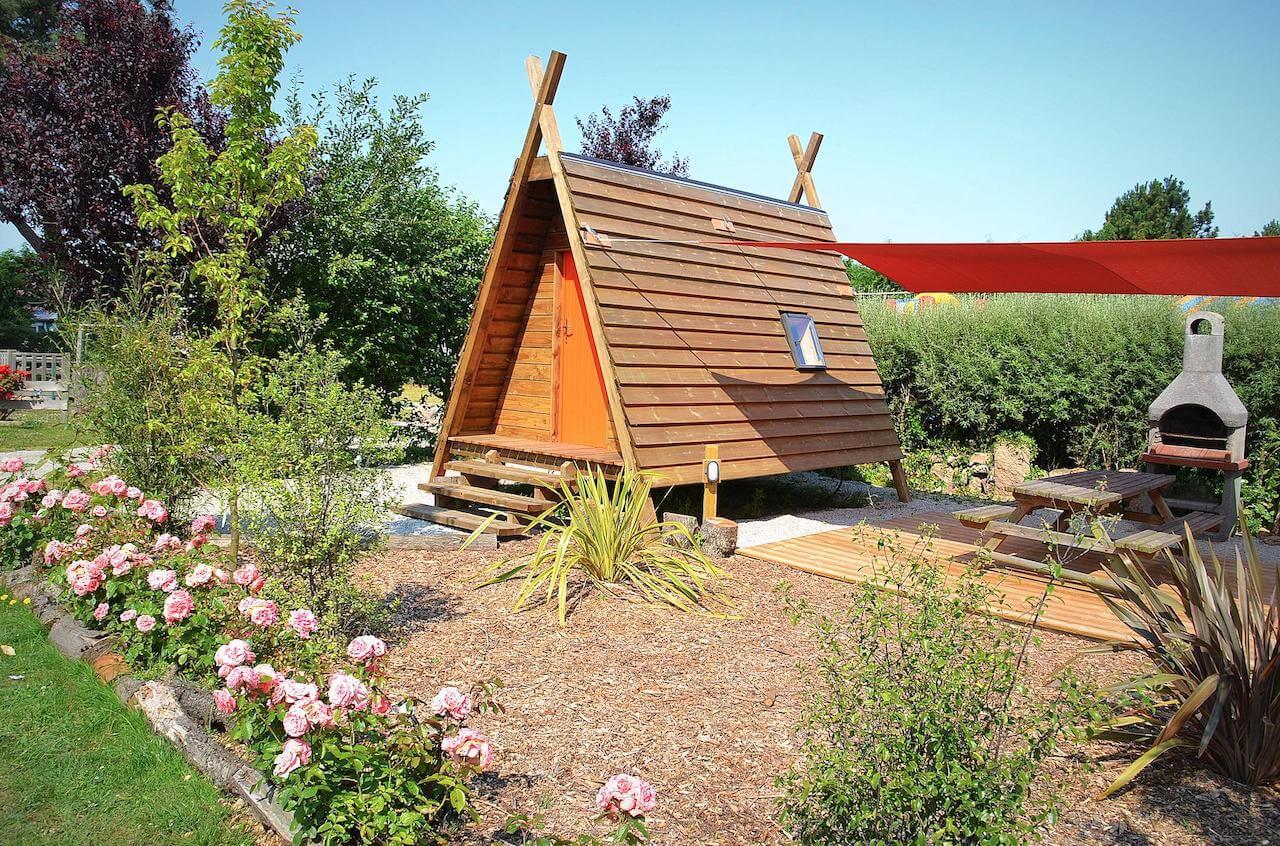 Les cabadiennes des hébergements en bois pour un séjour ludique