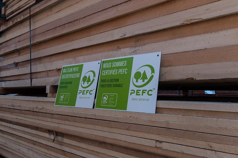Panneaux entreprises certifiees © Sonia Chapelle