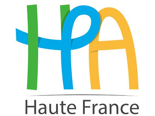 Logo du salon HPA pour les terrasses